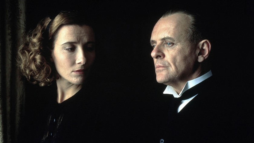 the remains of the day James Ivory